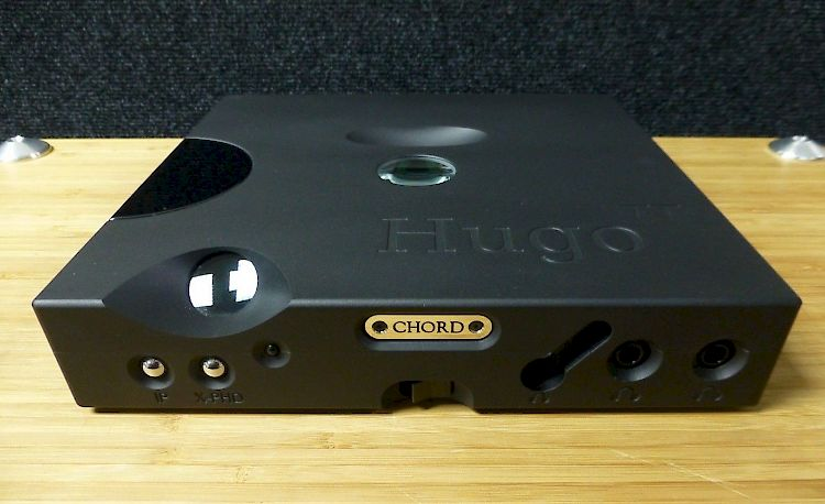 Thumbnail Image of Chord Electronics Hugo TT DAC Headphone Amp & Pre-amplifier For sale at iDreamAV