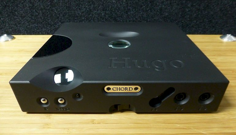 Image of Used  Chord Electronics Hugo TT DAC Headphone Amp & Pre-amplifier  for sale