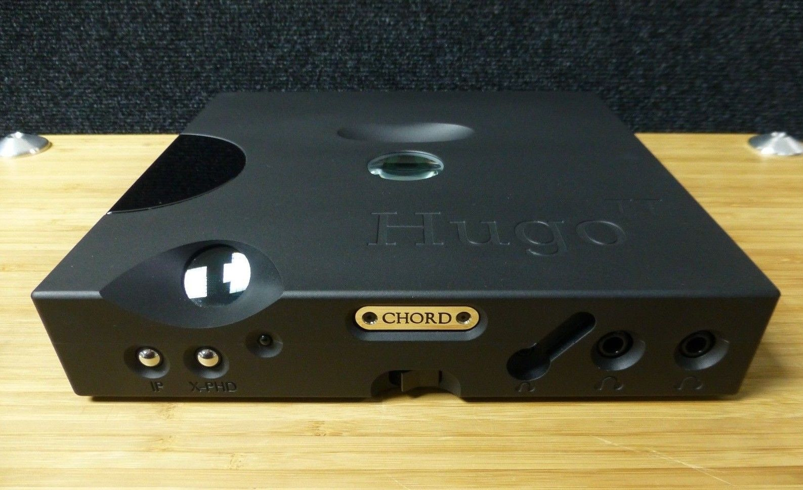 Picture of Chord Electronics Hugo TT DAC Headphone Amp & Pre-amplifier