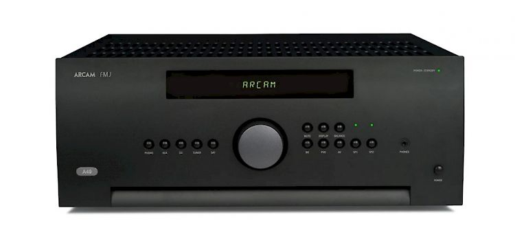 Thumbnail Image of Arcam A49 Amplifier For sale at iDreamAV