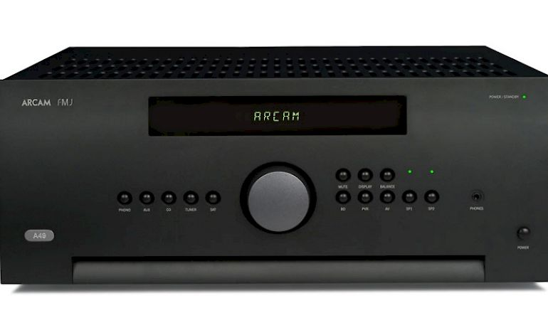 Image of   Arcam A49 Amplifier  for sale