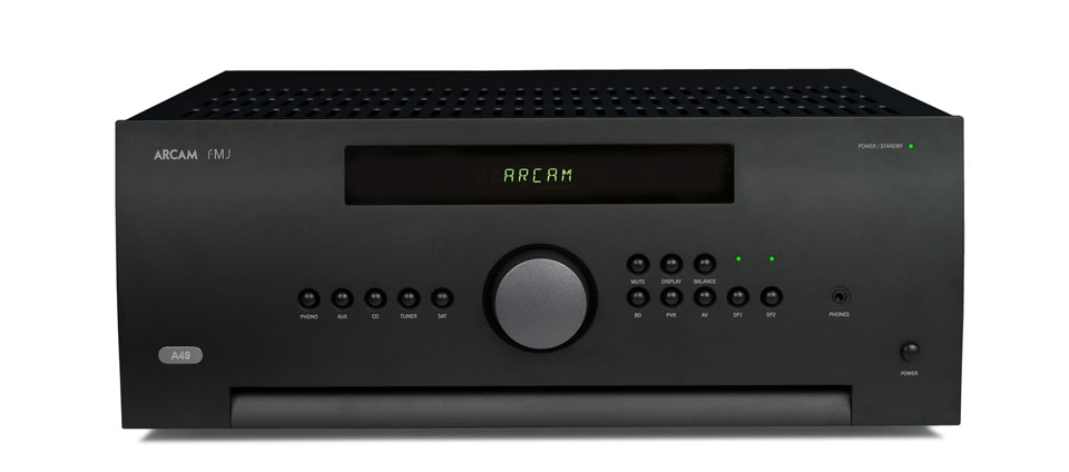 Picture of Arcam A49 Amplifier