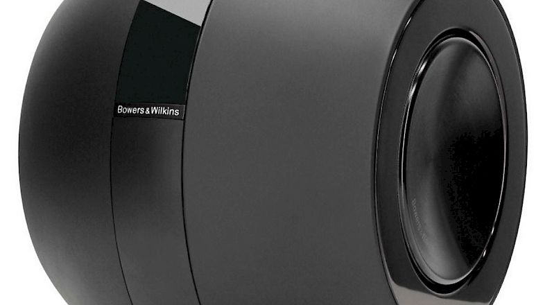 Image of Used  Bowers and Wilkins PV1D Subwoofer Black (Pre-Owned)  for sale