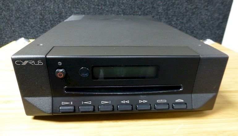 Image of Used  Cyrus CD8SE CD Player  for sale