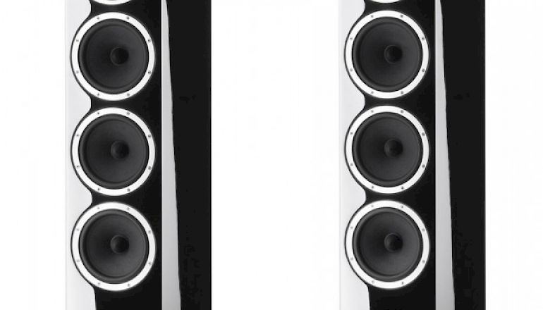 Image of Used  Bowers & Wilkins CM10 S2 Speakers Black (Pair) (Pre-Owned)  for sale