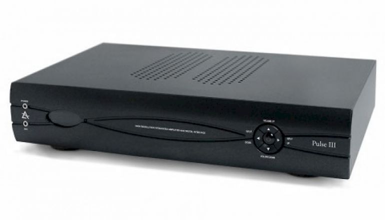 Image of Used  Leema Pulse III Integrated Amplifier Black (Pre-Owned)  for sale