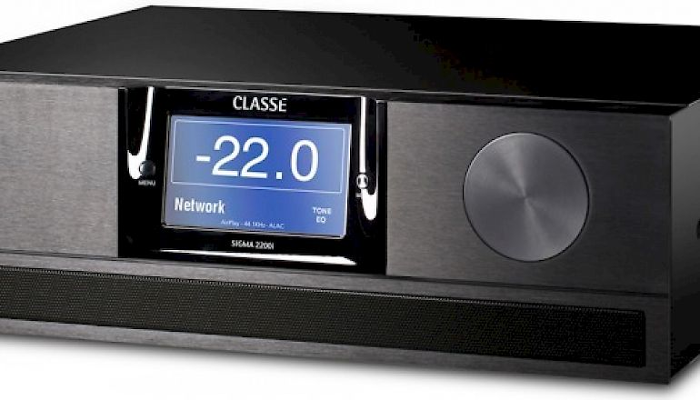 Image of Used  Classé Sigma 2200i Integrated Amplifier (Pre-Owned)  for sale