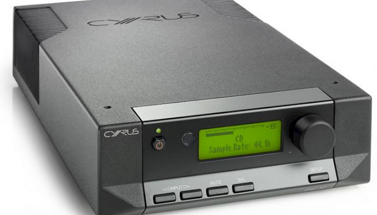 Image of Used  Cyrus DACXP Plus Black (Pre-Owned)  for sale