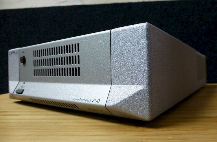 Image of Cyrus Mono X200 Mono Power Amplifiers For sale at iDreamAV
