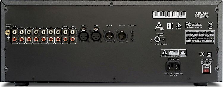 Image of Arcam C49 Pre Amplifier For sale at iDreamAV