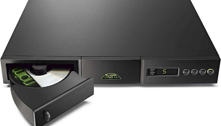 Image of Used  Naim CD5si Black (Pre-Owned)  for sale