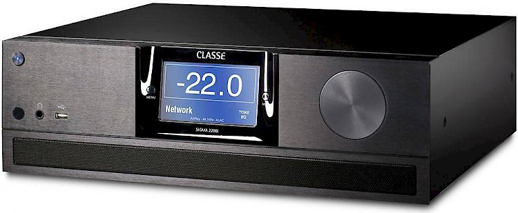 Image of Classé Sigma 2200i Integrated Amplifier (Pre-Owned) For sale at iDreamAV