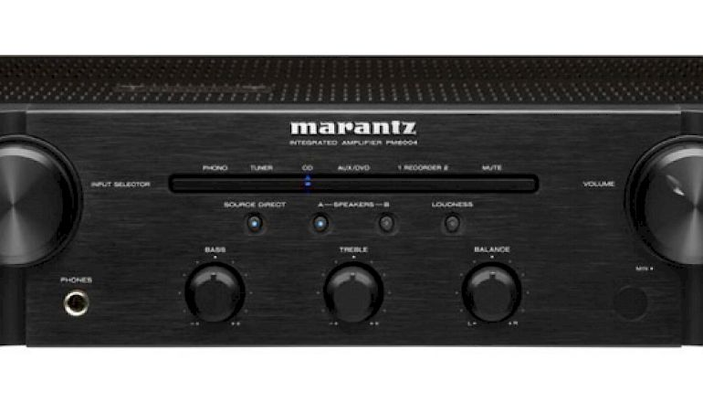 Image of Used  Marantz PM6004 Amplifier Black (Pre-Owned)  for sale