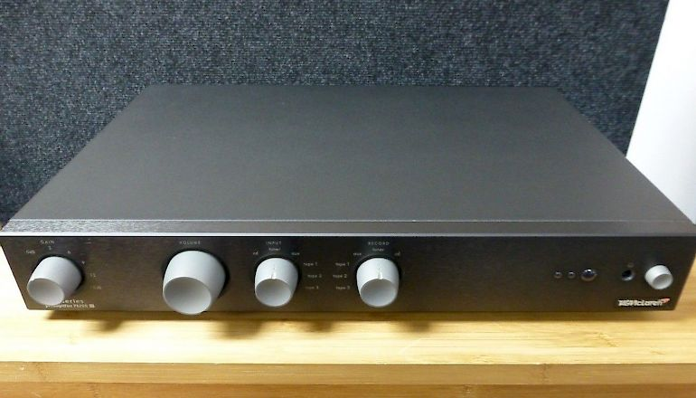 Image of Used  Tag Mclaren PA20R SL Pre-Amplifier  for sale