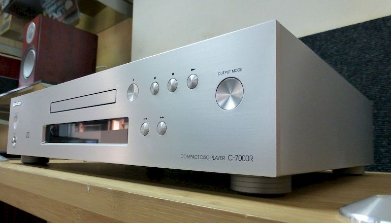 Image of Used  Onkyo C7000R CD Player  for sale