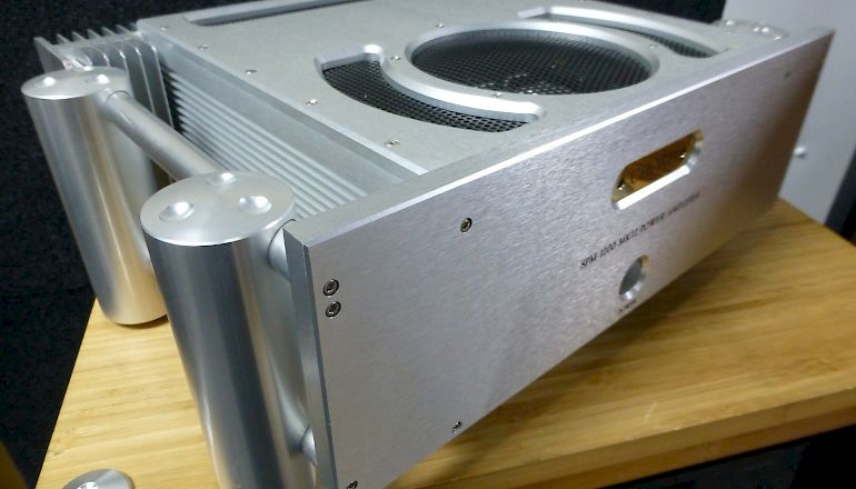 Image of Used  Chord Electronics SPM1200 MKII Power Amplifier  for sale