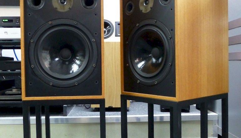 Image of Used  Spendor S100 Standmount Speakers  for sale