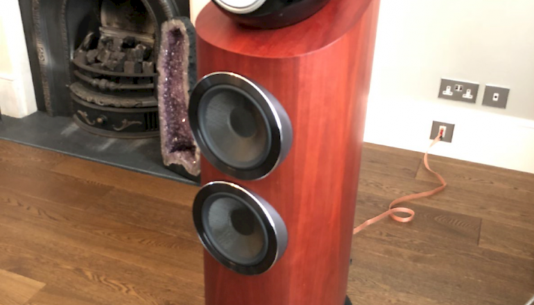 Image of Used  Bowers & Wilkins 803 D3. POA  for sale