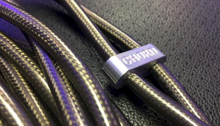 Image of Ex-demo  Chord Company Epic Reference Speaker Cable  for sale
