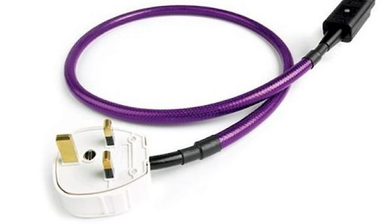 Image of Ex-demo  Chord Company Power Chord Mains Cable 2m  for sale