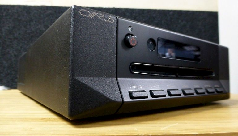 Image of Used  Cyrus CDT CD TRANSPORT  for sale