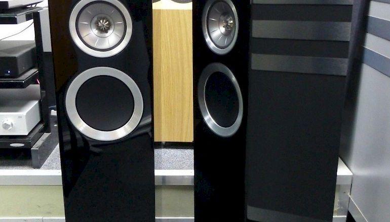 Image of Used  KEF R700 Floorstanding Speakers  for sale