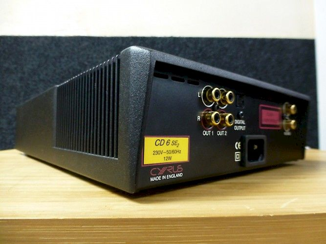 Image of Cyrus CD6SE2 CD Player For sale at iDreamAV