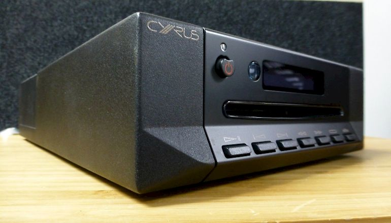 Image of Used  Cyrus CD6SE2 CD Player  for sale