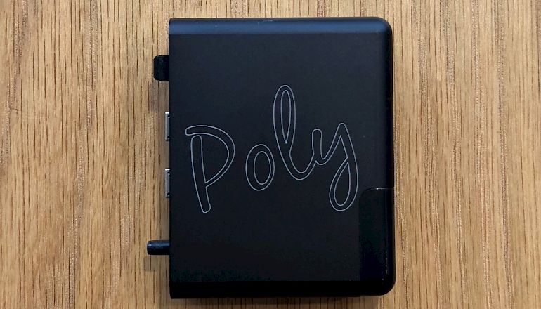 Image of Ex-demo  Chord Electronics Poly DAC. POA  for sale