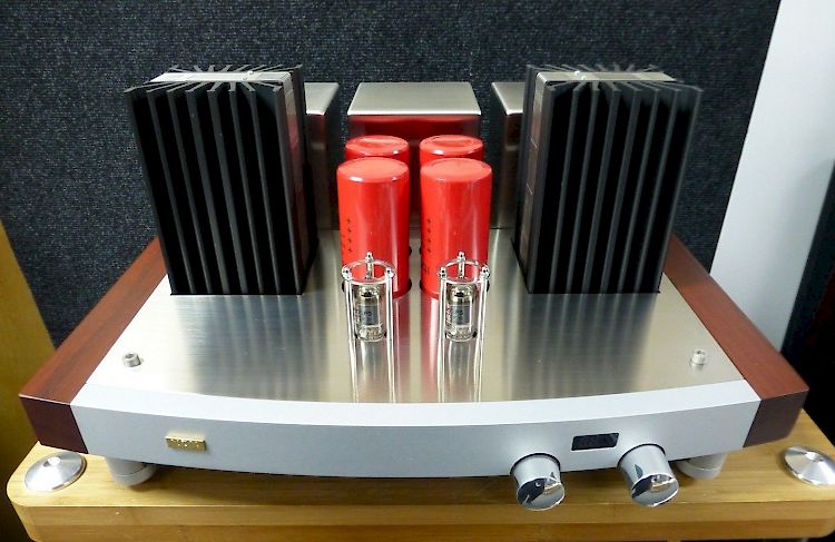 Thumbnail Image of Pathos Twin Towers Valve Tube Integrated Amplifier For sale at iDreamAV