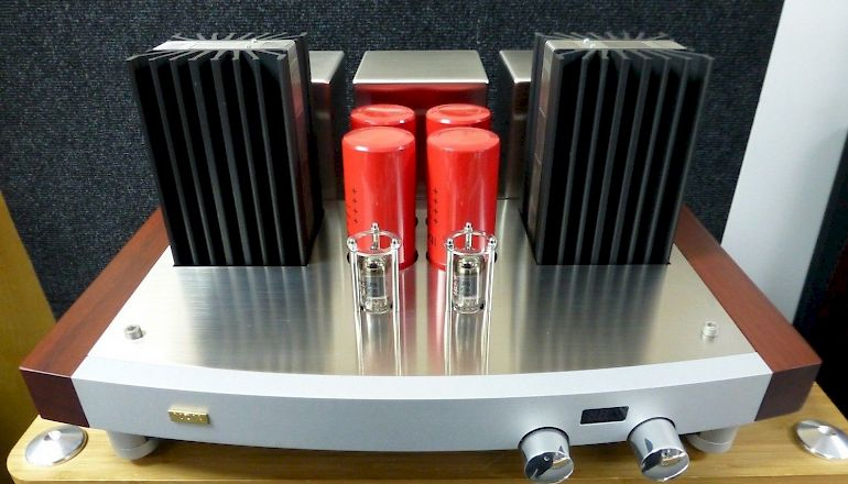 Image of Used  Pathos Twin Towers Valve Tube Integrated Amplifier  for sale