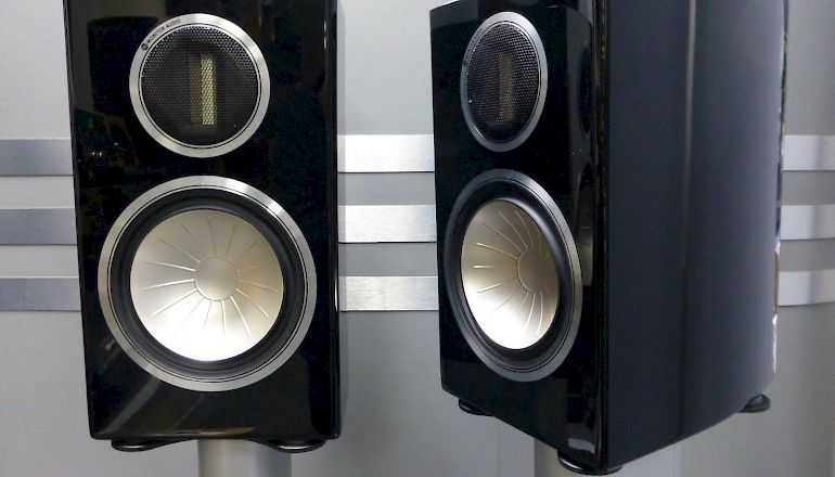 Image of Used  Monitor Audio Gold GX100 Speakers  for sale