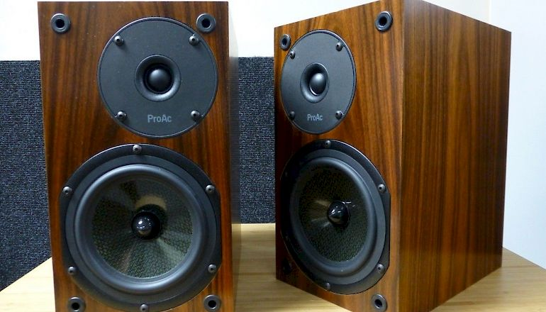 Image of Used  ProAc Tablette Anniversary Standmount Speakers  for sale
