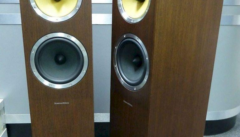 Image of Used  Bowers & Wilkins CM7 Floorstanding Speakers  for sale