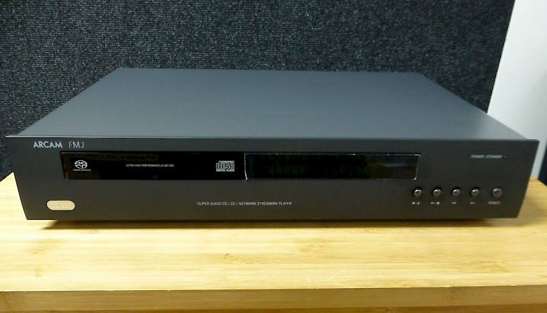Image of Used  Arcam CDS27 CD Player  for sale