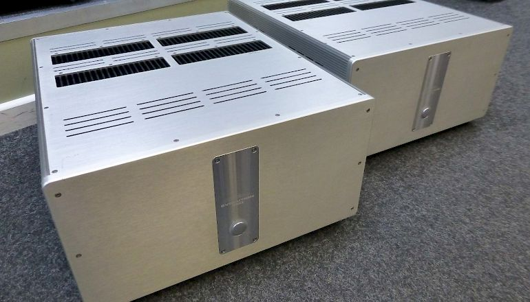 Image of Used  Krell Evolution 600 Mono Power Amplifiers  for sale