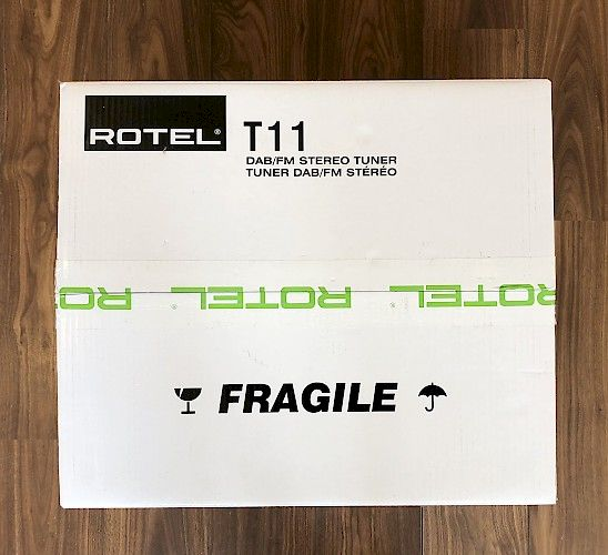 Image of Rotel T11 FM/DAB+ tuner For sale at iDreamAV