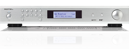 Picture of Rotel T11 FM/DAB+ tuner