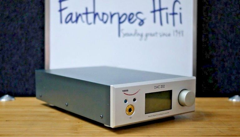Image of Used  Weiss Engineering DAC202  for sale