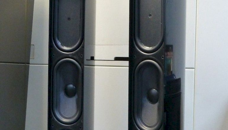 Image of Used  Mythos STS SuperTower Floorstanding Speakers  for sale