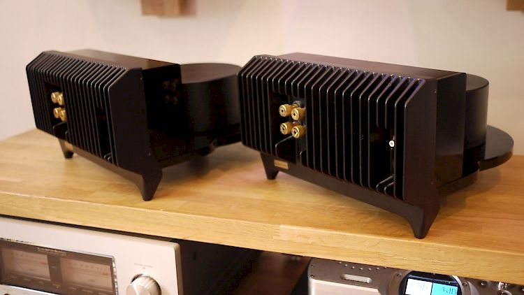 Image of Michell Alecto MKII Mono Power Amplifiers For sale at iDreamAV