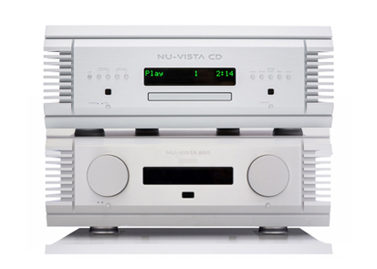 Picture of Musical Fidelity Musical Fidelity Nu Vista 800 Amplifier and Nu Vista CD combination