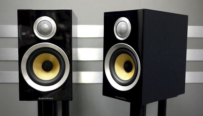 Image of Used  Bowers & Wilkins CM1 S2 Standmount Speakers  for sale