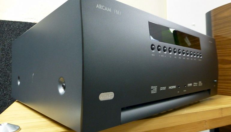 Image of Used  Arcam AVR450 AV Reciever  for sale