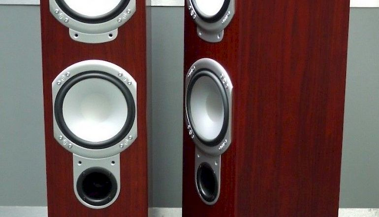 Image of Used  Monitor Audio RS6 Floorstanding Speakers  for sale