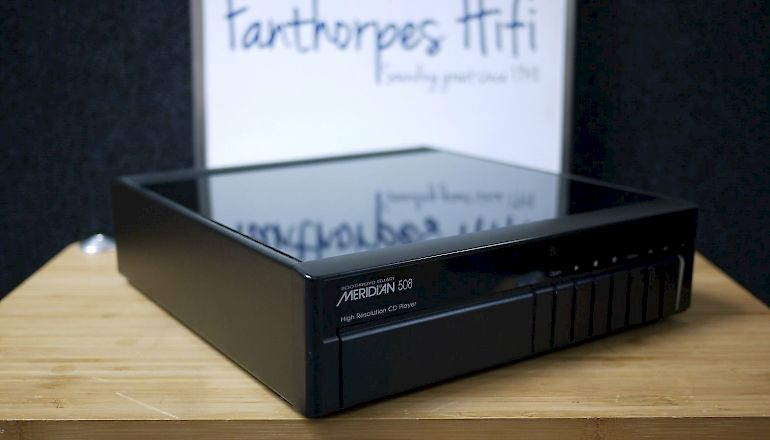 Image of Used  Meridian Audio 508 CD Player  for sale