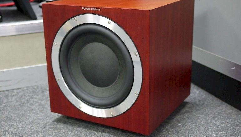 Image of Used  Bowers & Wilkins ASW10CM Active Subwoofer  for sale