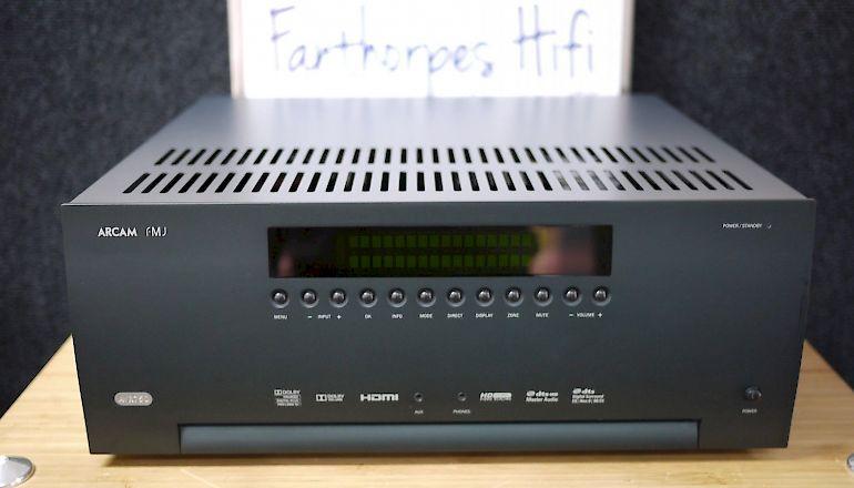 Image of Used  Arcam AVR750 AV Receiver  for sale