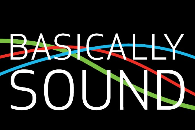 Basically Sound logo