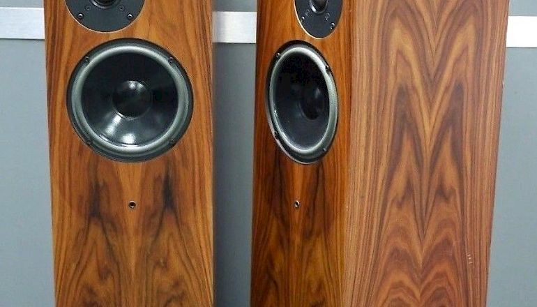 Image of Used  Living Voice Avatar II Floorstanding Speakers  for sale